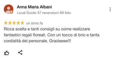 Anna_Maria_Albani_recensione_google