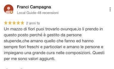 Franci_Campagna_recensione_google