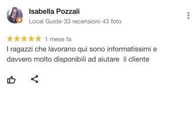 Isabella_Pozzagli_recensione_google