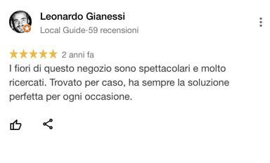 Leonardo_Gianessi_recensione_google